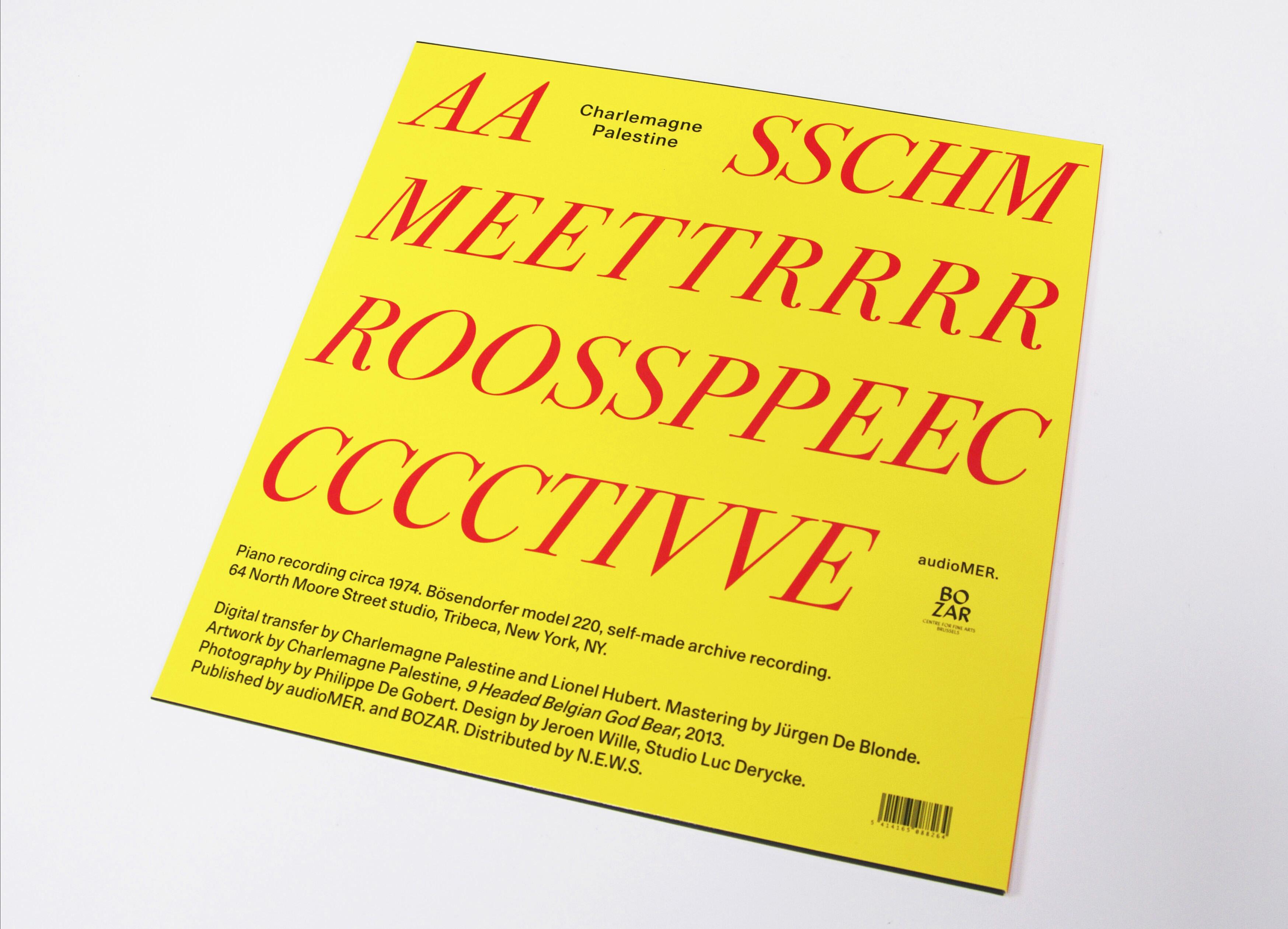 AA-SSCHMMETTRROOSSPPECCTIVVE