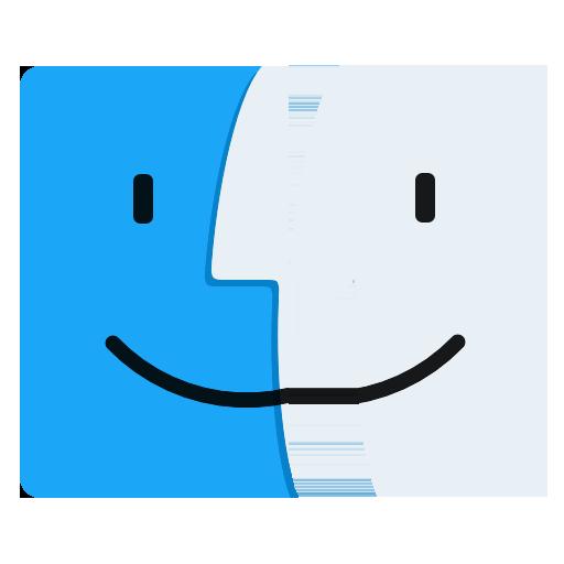 Finder-split
